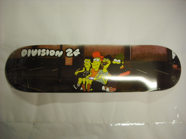 Division 24 Slappy Couch Gag Deck