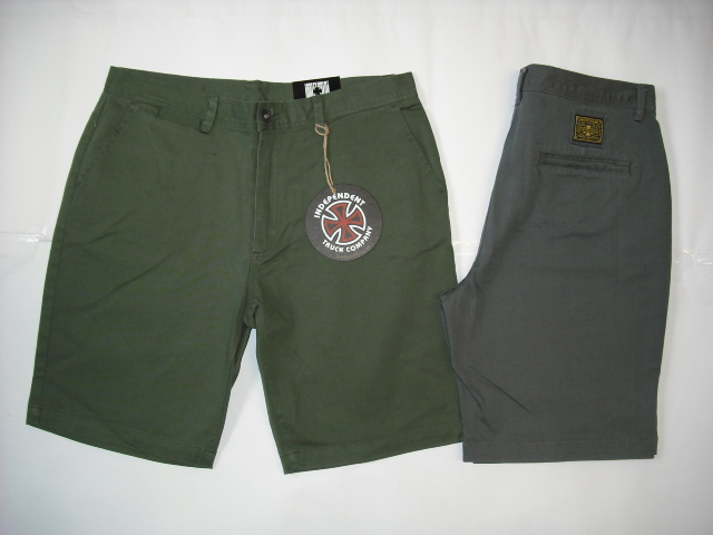 Independent Baked Shorts