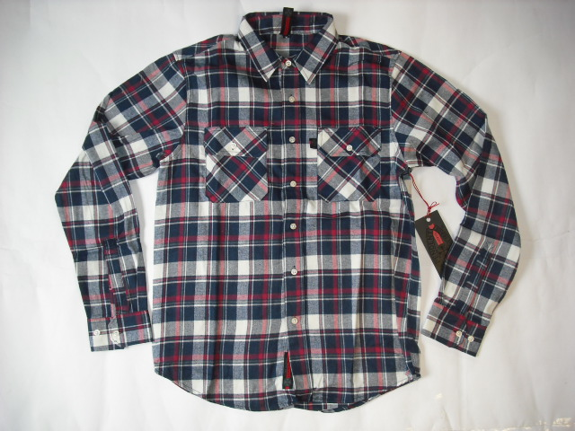 Independent Lowlands Flannel Shirt