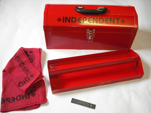 Independent Trucks Shynder Tool Box