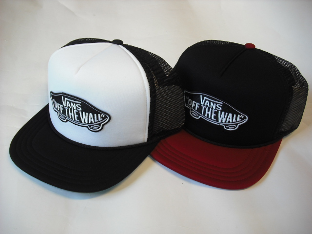 VANS Classic Patch Mesh Trucker Cap