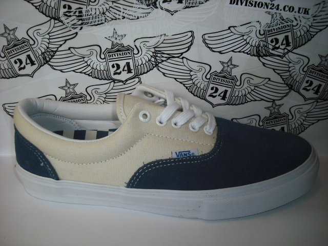VANS Era Pro Shoes Blue / White