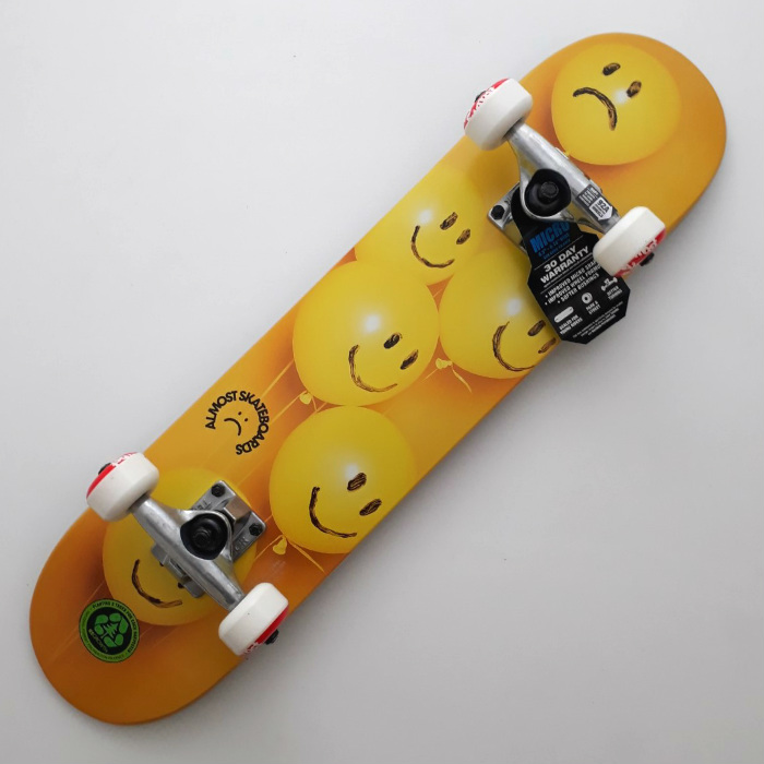 Almost Skateboards - Balloons - Complete Mini Skateboard 6.75