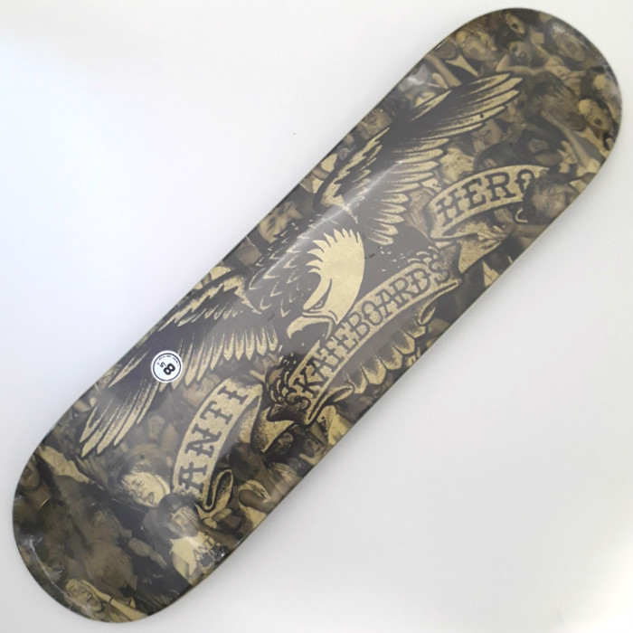 Anti-Hero Skateboards - Fan Club Price Point - Skateboard Deck 8.50