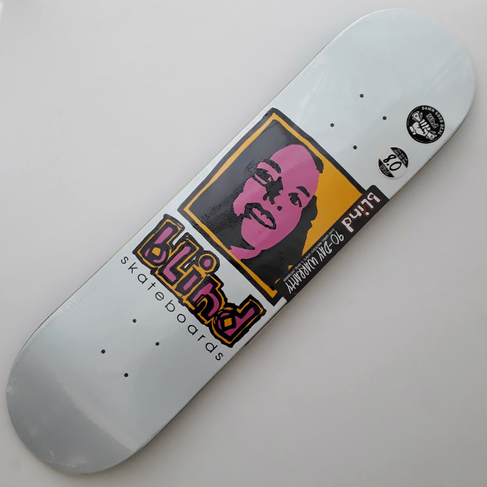 Blind Skateboards - Girl - Skateboard Deck 8.00