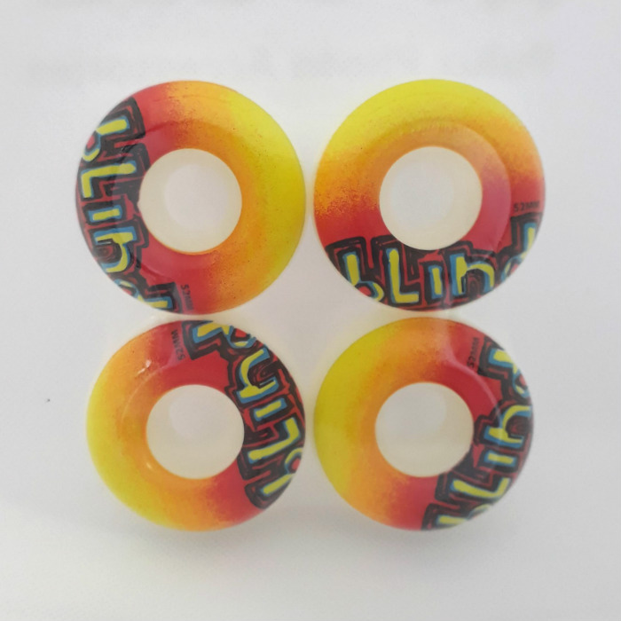 Blind Skateboards - OG Spray Fade - Skateboard Wheels 52mm
