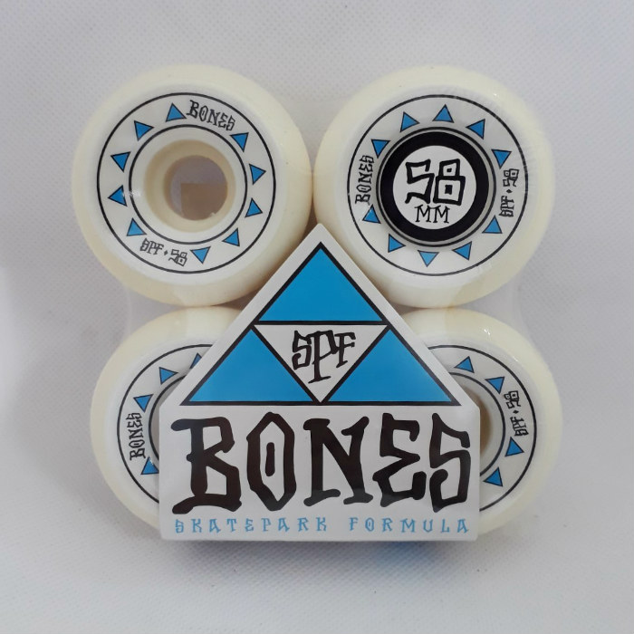 Bones Wheels - SPF Arrows - P5 Shape - Skateboard Wheels 58mm
