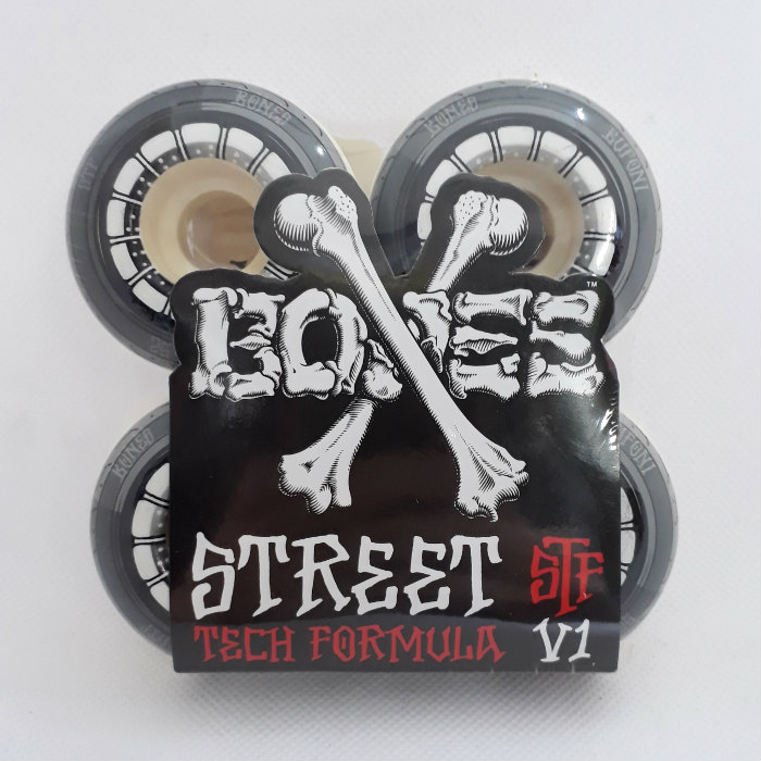 Bones Wheels - STF Bufoni Harley - V1 Shape - Skateboard Wheels 52mm