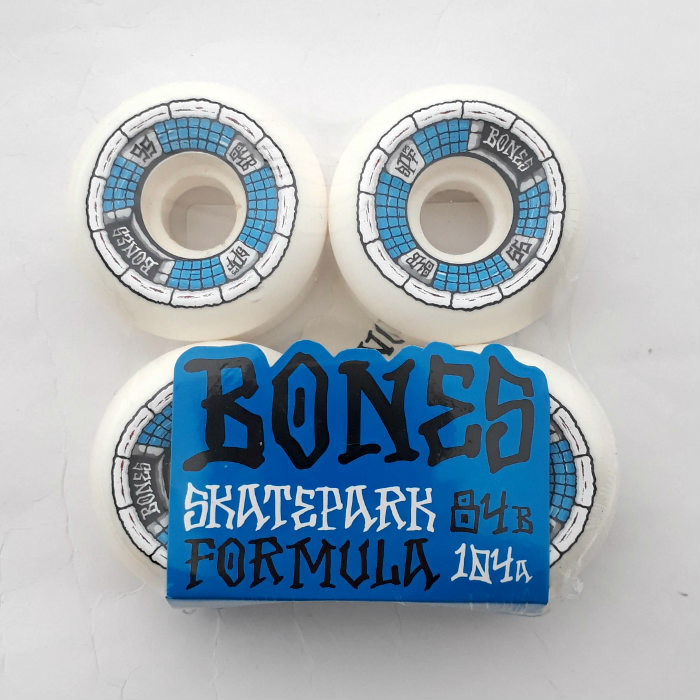 Bones Wheels - SPF Deathbox - P5 Shape - Skateboard Wheels 56mm