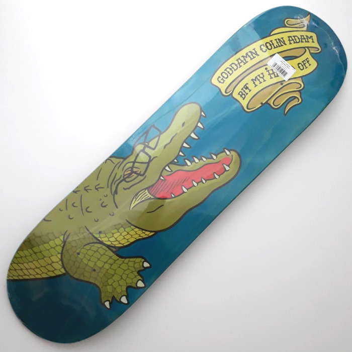 Carve Wicked - Allig Adam - Skateboard Deck 9.00