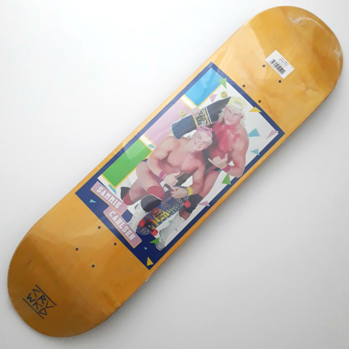 Carve Wicked - Dynamic - Skateboard Deck 8.5
