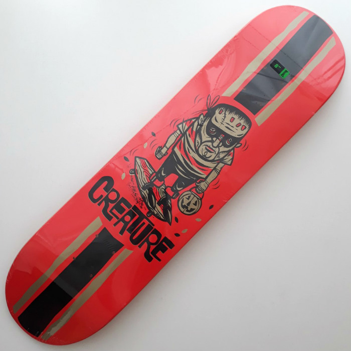 Creature Skateboards - Creeper Team - Skateboard Deck 8.00