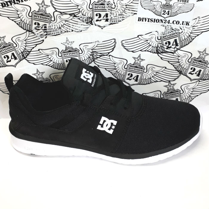 DC Shoe Co - Heathrow Shoes - Black/White