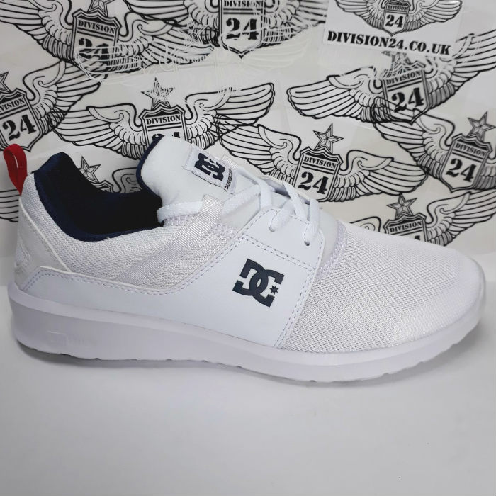 DC Shoe Co - Heathrow Shoes - White/Navy