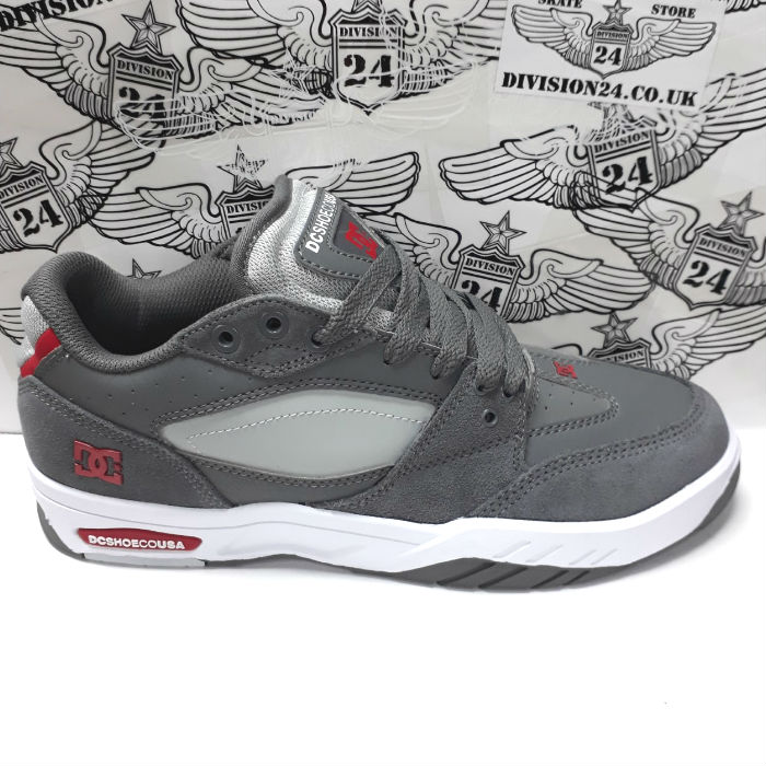 DC Shoe Co - Maswell Shoes - Light Grey/Dark Grey