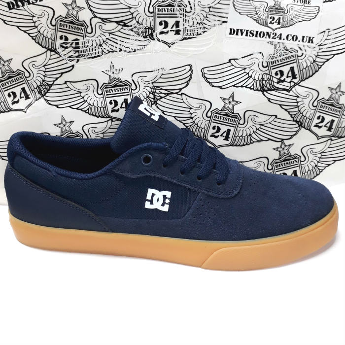 DC Shoe Co - Switch Shoes - Navy/Gum