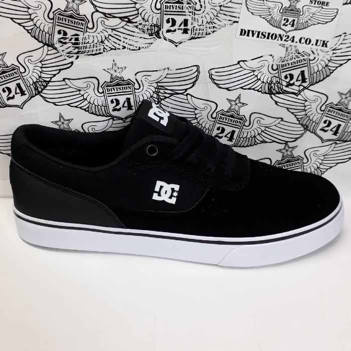 DC Shoe Co - Switch Shoes S - Black/Black/White