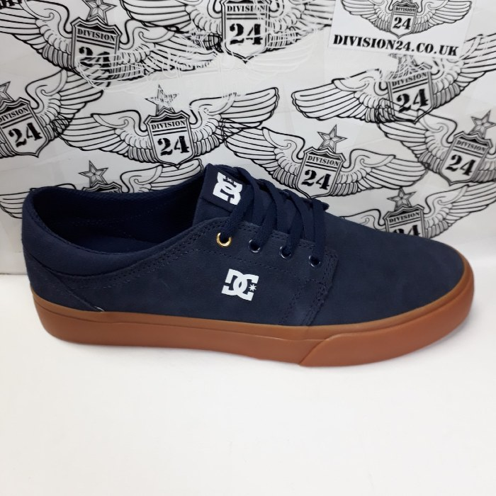 DC Shoe Co - Trase SD Shoes - Navy/Gum