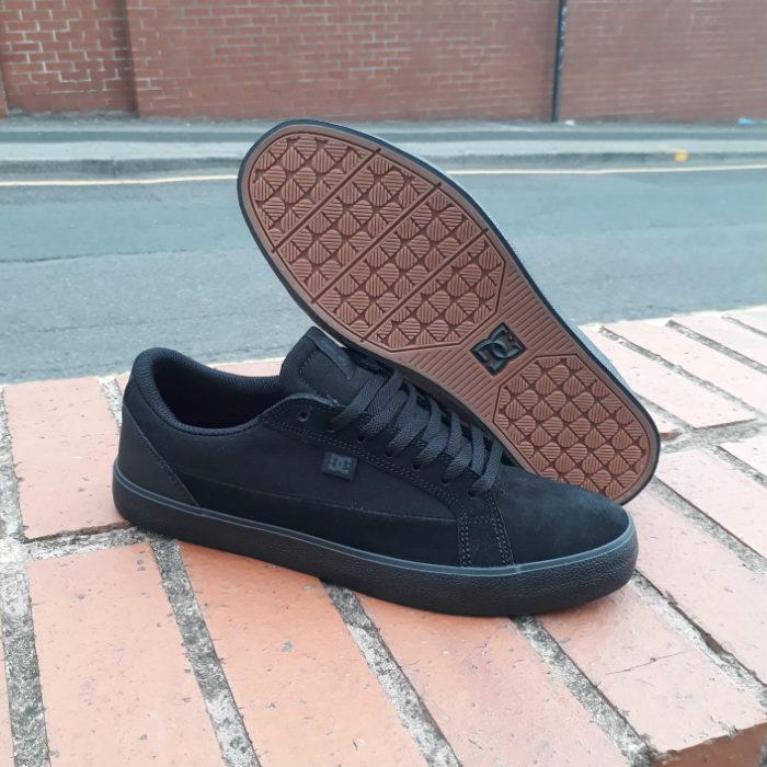 Black Brown Brown Skate Shoes