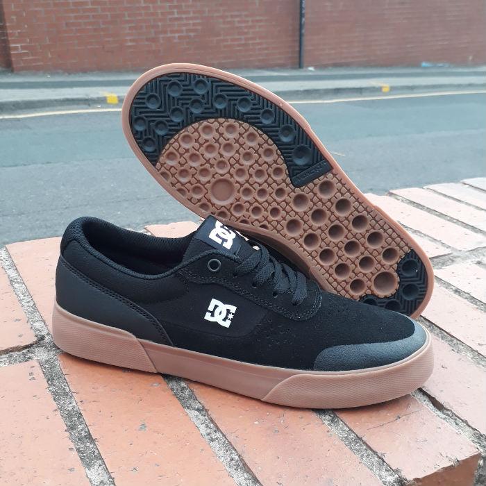Gum DC Shoes Switch Plus S Black