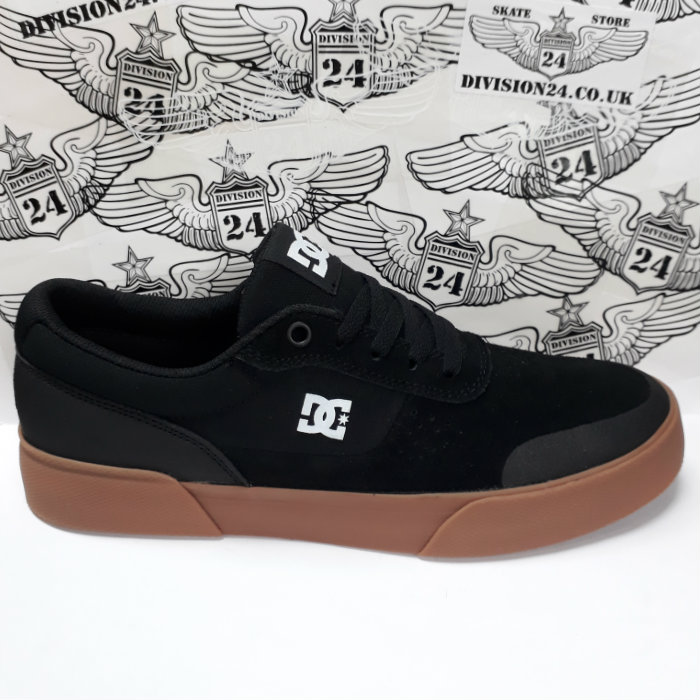 DC Shoe Co - Switch Plus S Shoes - Black/Gum