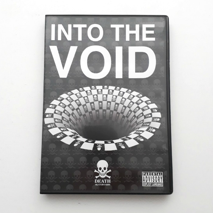 Death Skateboards - INTO THE VOID - DVD