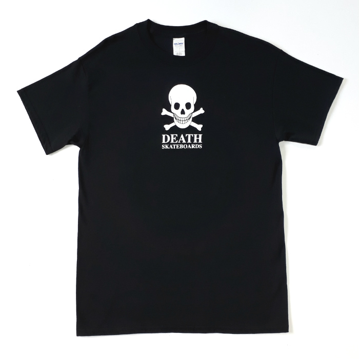 Death Skateboards - OG Skull T-Shirt - Black