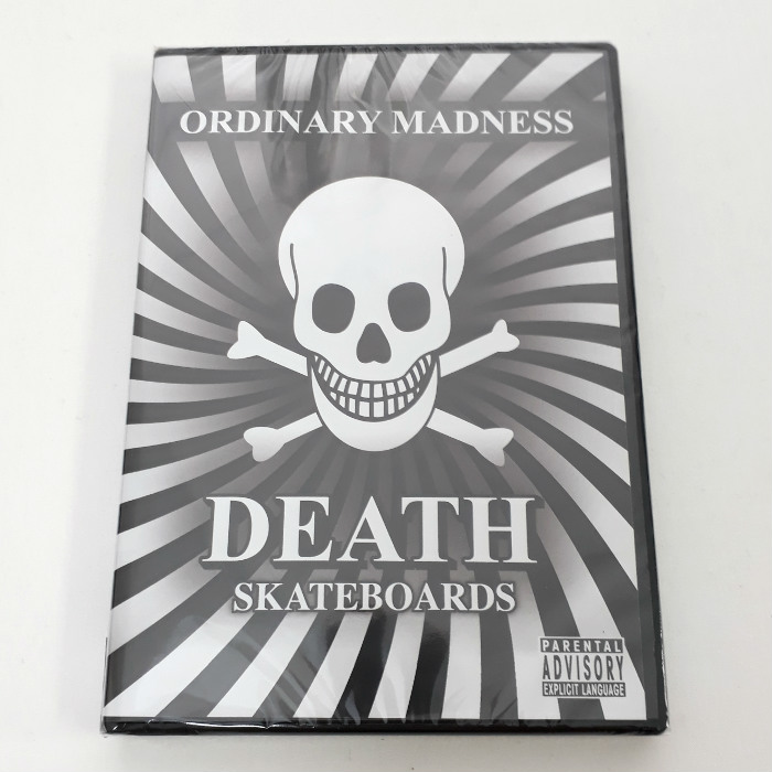 Death Skateboards - Ordinary Madness - DVD