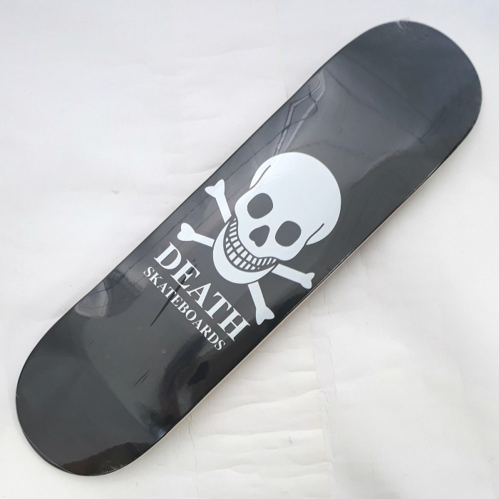 Death Skateboards - OG Skull - Skateboard Deck 8.00