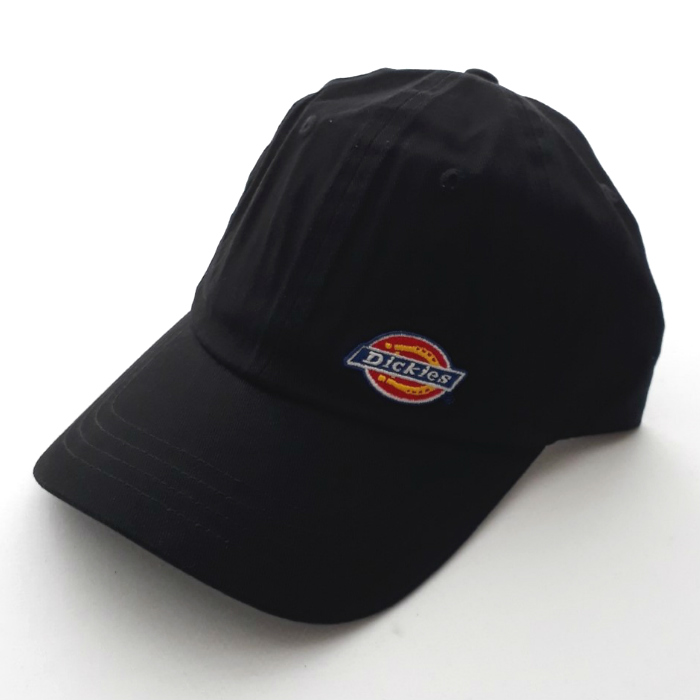 Dickies-Willow-City-6-Panel-Cap-Black