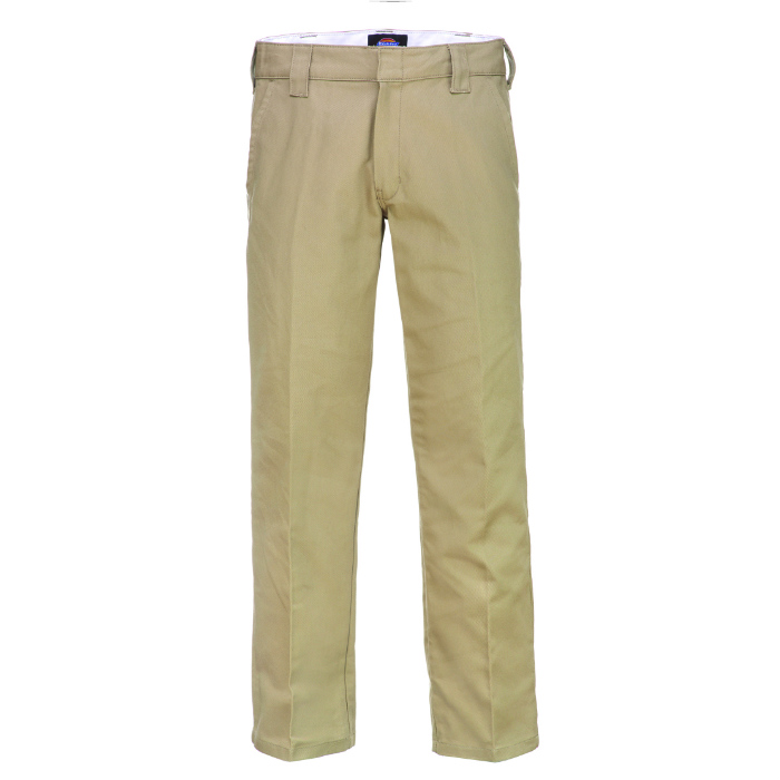 Dickies 873 Work Trousers Khaki