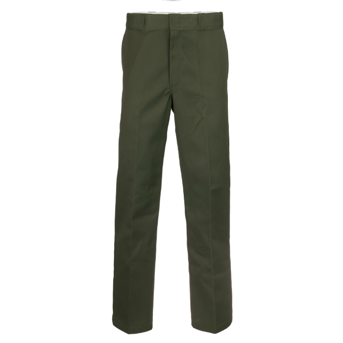 Dickies 874 Original Fit Trousers Olive Green