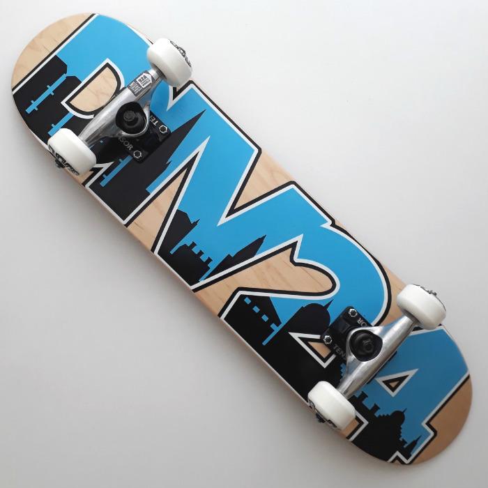 Division 24 Skate Store - Custom Built - Complete Mini Skateboard
