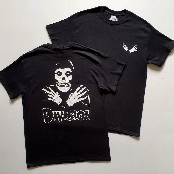 Division 24 Skate Store - 'We are D24' - T-Shirt