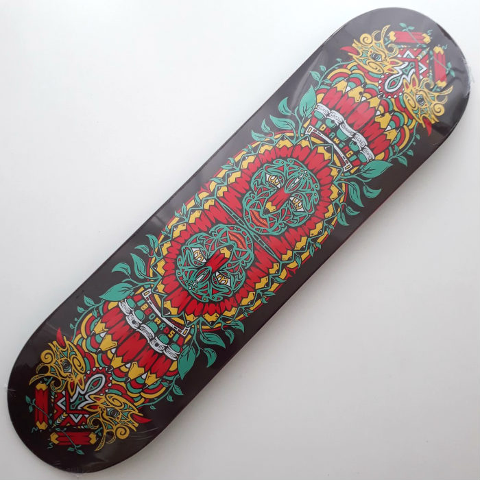 Drawing Boards - Aztec - Skateboard Deck