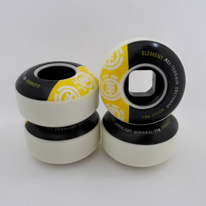 Element Skateboards - Section - Skateboard Wheels 50mm / 95A
