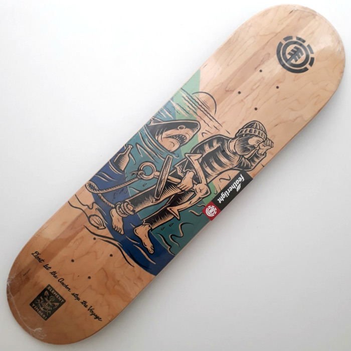 Element Skateboards - Timber Voyager - Skateboard Deck 8.25
