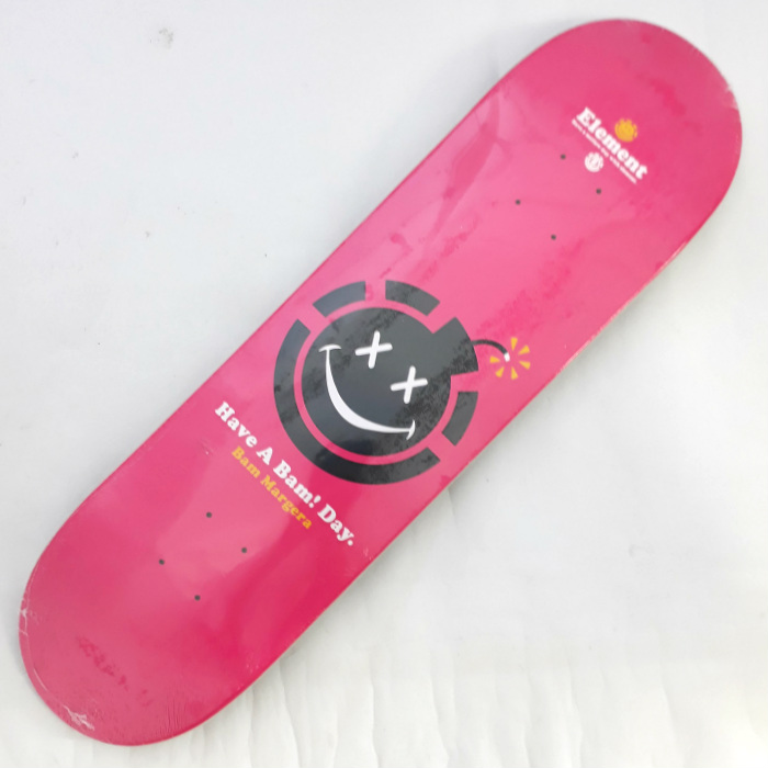 Element Skateboards - Have a BAM Day - Skateboard Deck 8.25
