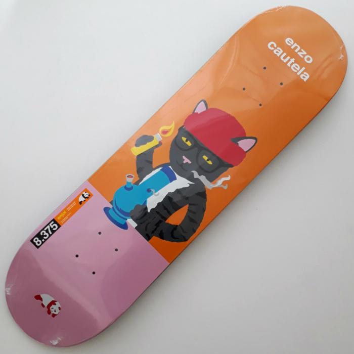 Enjoi Skateboards - Pussy Magnet V2 - Skateboard Deck 8.375