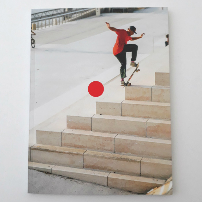 FREE Skateboard Magazine - Issue 21 - Nov/Dec 2018