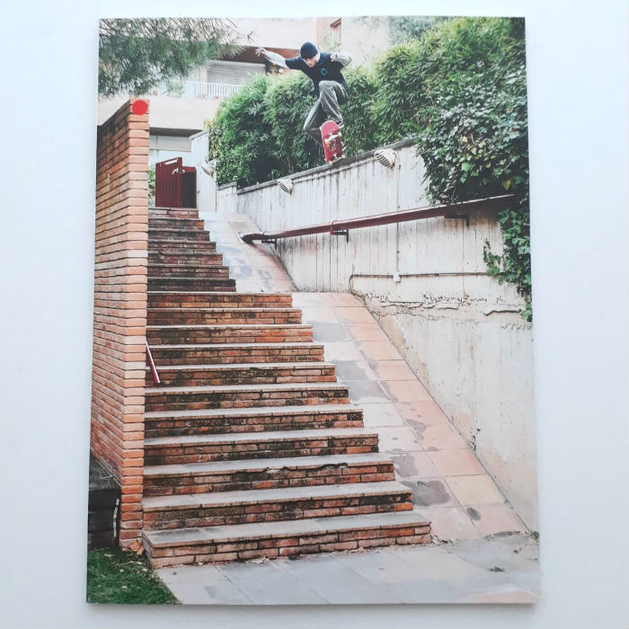 FREE Skateboard Magazine - Issue 24 - May/June