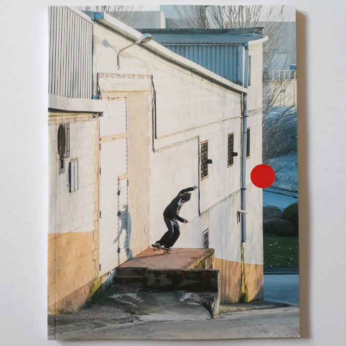 FREE Skateboard Magazine - Issue 22 - Jan/Feb 2019