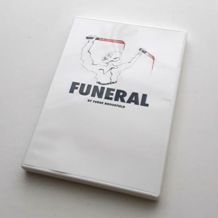 FUNERAL - DVD by Forde Brookfield (BAGHEAD CREW)