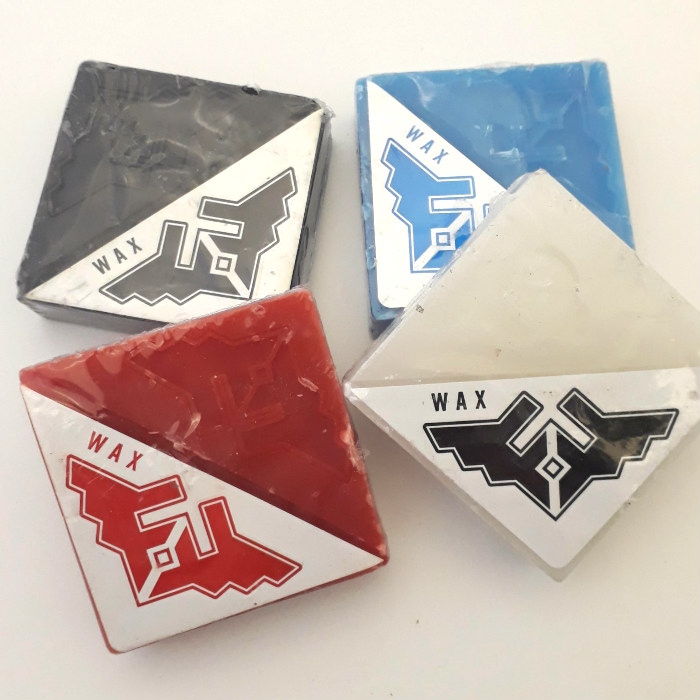 Fracture Skateboards - Wings - Skateboard Wax - Various Colours