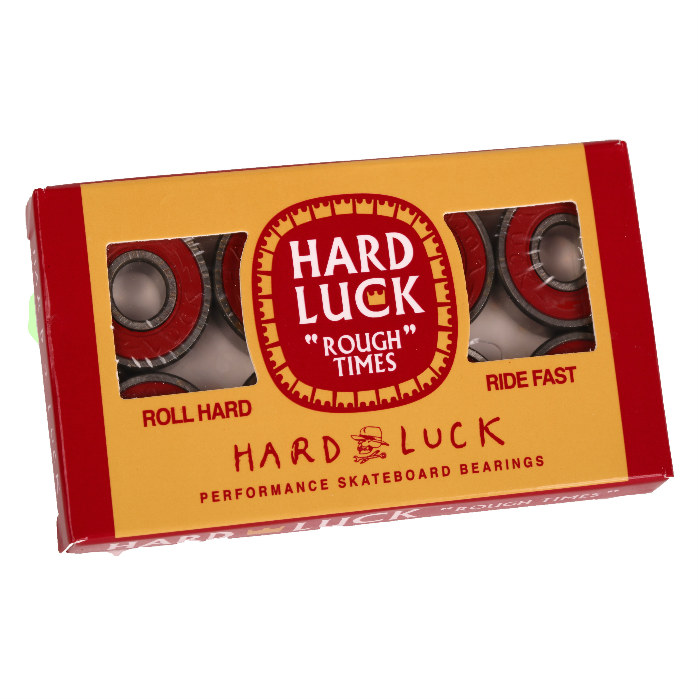 Hard Luck MFG - Rough Times - Skateboard Bearings