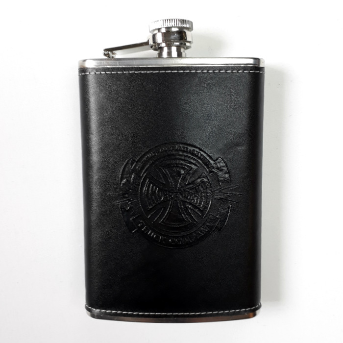 Independent Trucks - Anytime - Hip Flask