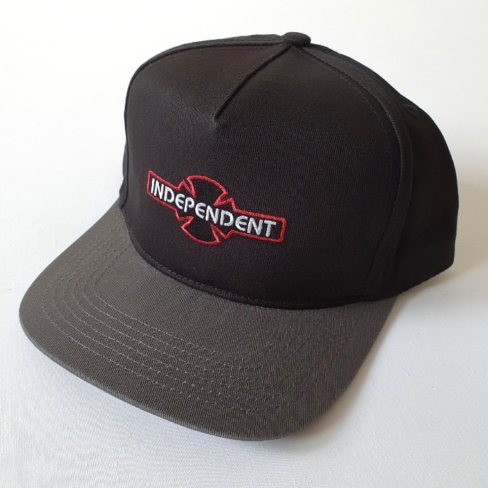 Independent Trucks - Array - Snapback Cap - Black