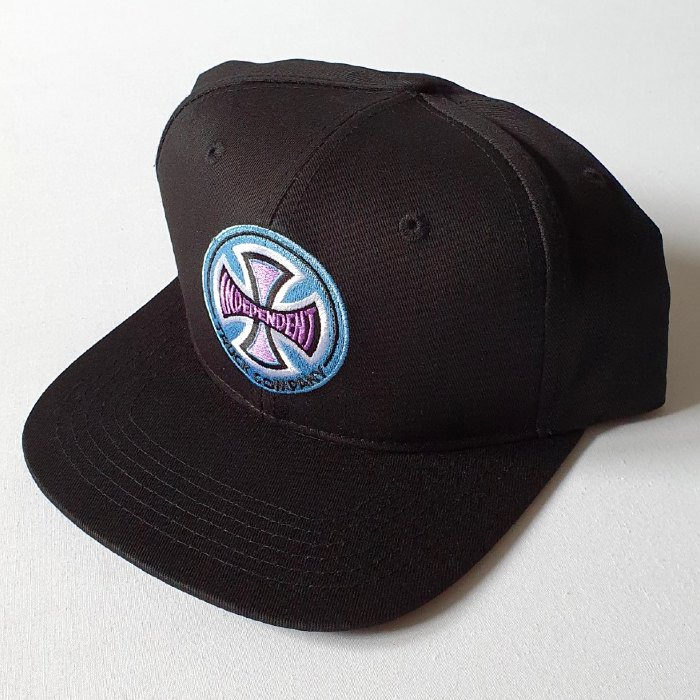 Independent Trucks - Chroma - Snapback Cap - Black