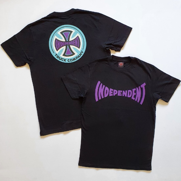 Independent Trucks - Chroma T-Shirt - Black