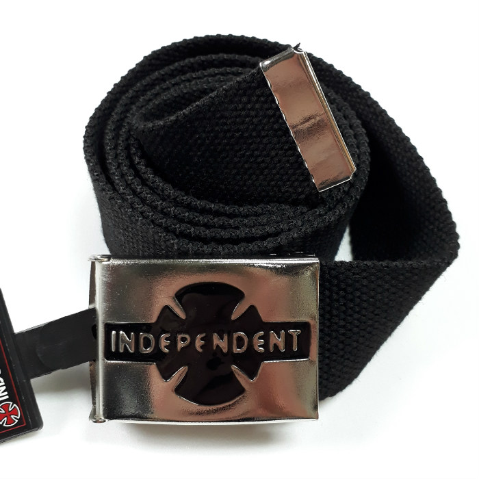 Independent Trucks - Clipped Web Belt - Black